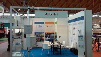 Allix espone a Ecomondo